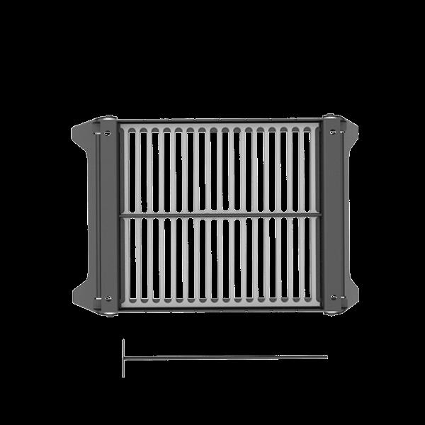 Подставка костровая (с решеткой гриль) - фото 7139